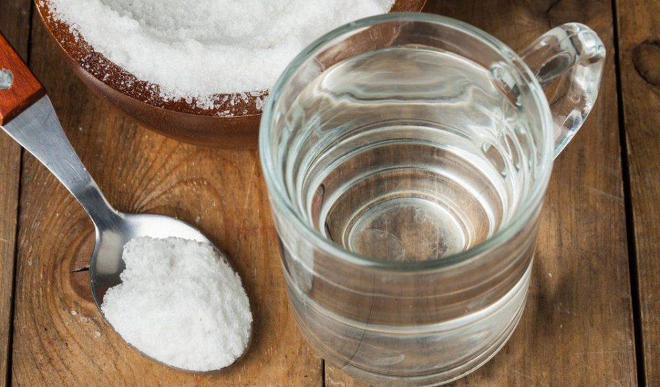 manfaat air garam