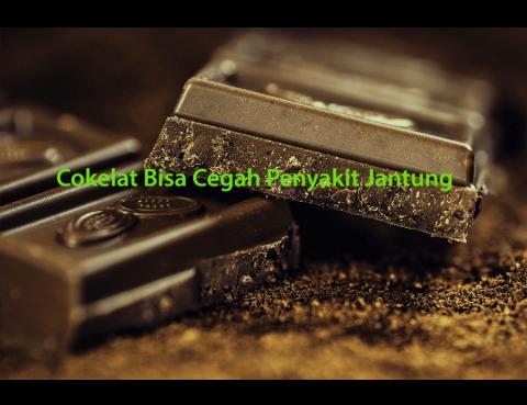 Cokelat Bisa Cegah Penyakit Jantung