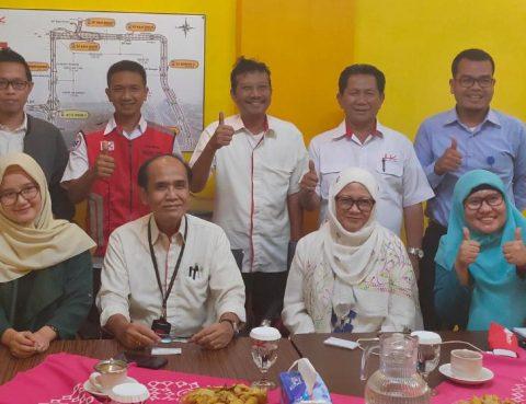 Persiapan Kerjasama Dengan PT Hutama Karya Persero