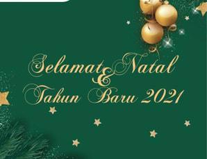 Selamat Natal Tahun Baru