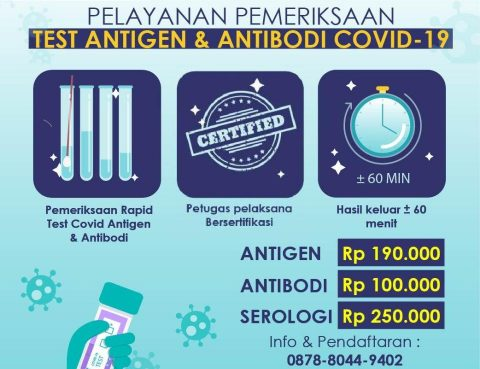 Layanan Rapid Test