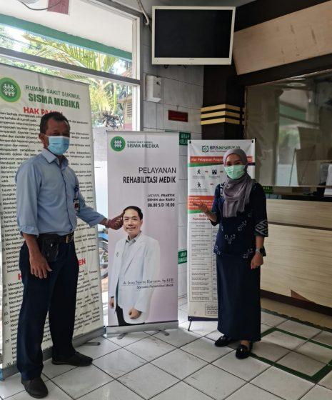 Pelayanan Rehabilitasi Medik