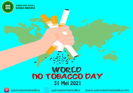 Hari Tanpa Tembakau Sedunia
