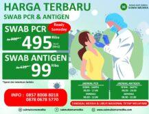 Harga Terbaru Antigen PCR