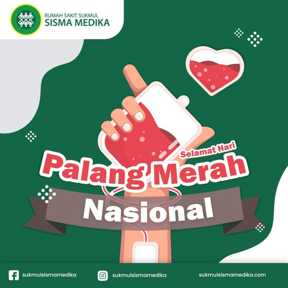 Hari Palang Merah Nasional 2021