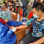 Vaksinasi Masyarakat Kerjasama PT Toyota
