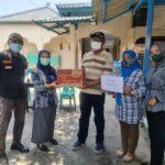 Penyerahan-bantuan-untuk-korban-kebakaran-Lagoa-Kanal-Tanjung-Priok